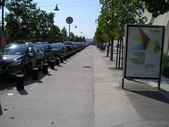 Buffer™ Bollards (Glasdon Inc) Tags: glasdon glasdoninc buffer bollard bollards parkinglots recycled rubber impactabsorbing