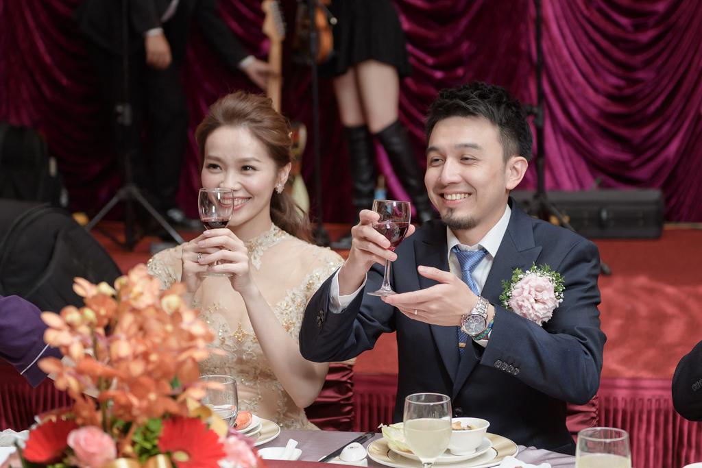 台南婚攝 - 總理大餐廳婚宴!婚禮紀錄-57
