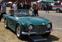 1968 Triumph TR250 (rvandermaar) Tags: 1968 triumph tr250 triumphtr250 tr4 tr5 sidecode1 import dz0226 rvdm