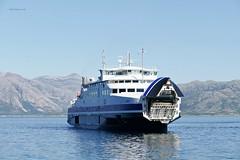 """Barøy"" (OlafHorsevik) Tags: ferge ferga ferry ferja ferje torghattennord thn lødingen bognes barøy"
