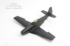 montage-tamiya-p51d-ronylamaquette-0015 (rony.1) Tags: p51 mustang tamiya maquette scalemodel usaf ronylamaquette