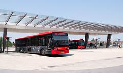 Connexxion 3498 -  Amsterdam Noord (rvdbreevaart) Tags: connexxion amsterdam vdl citea rnet bus busstation openbaarvervoer publictransport öpnv