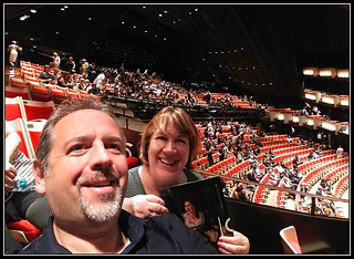 Us at the Sydney Opera House