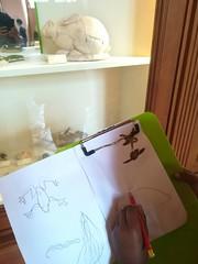 IMG_20180711_115927 (Auberfabrik albums) Tags: 2018 cestmonpatrimoine ecouen musée de la renaissance argile ateliers auberfabrik bestiaire