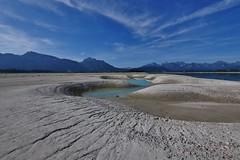 Trockenzeit (flori schilcher) Tags: schilcher forggensee wasser lech stausee alpen füssen