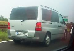 Ruse, Bulgaria (България) | P 0979BC | Mercedes Vito (Flavio1179F) Tags: bulgaria bg българия p ruse bulgarian license plate spotting car van mercedes vito