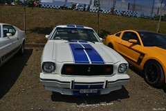 1977 Ford Mustang II cobra II t-top (pontfire) Tags: 1977 ford mustang ii cobra ttop 77 le mans classic 2018 lemansclassic lmc car cars auto autos automobili automobile automobiles voiture voitures coche coches carro carros wagen bil αυτοκίνητο 車 автомобиль pontfire classique ancienne vieille collection de old antique american américaine us pony muscle muscles