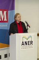Maria Célia Furtado – diretora executiva da ANER