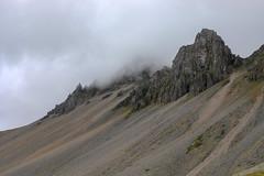 Misty Mountains (erica-kalmeta) Tags: iceland mountains hiking sand beach mist fog national geographic