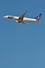 LO0282 LHR-WAW (A380spotter) Tags: takeoff departure climb climbout boeing 737 7378 8 max max8 splva polskielinielotniczelotsa lotpolishairlines lot lo lo0282 lhrwaw runway27l 27l london heathrow egll lhr