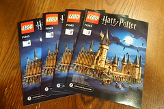 LEGO Harry Potter Hogwarts Castle (71023)