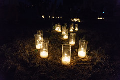 Velas (olgapepe) Tags: titaguas comunidadvalenciana españa es noche