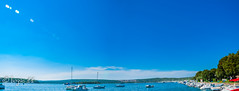 Jadransko more 🌊 (br_od70(Robert@B)) Tags: nikond90 nikonflickraward panorama nature landscape sea bluesky nikonlandscape bluesea croatia kvarner