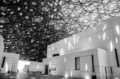 2018 Abu Dhabi Louvre-4982 (magnus.werthebach) Tags: abu dhabi louvre uae vae architektur architecture art arts sw schwarzweis schwarz weis weiss blackandwhite black bw white mono monochrome