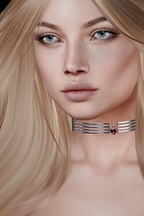 Little heart (heidi.rewell) Tags: theskinnery fashion exxess catwa narcisse secondlife semotion
