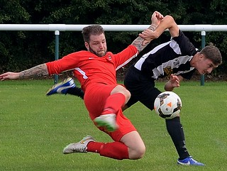 North Shields Athletic v Alnwick town