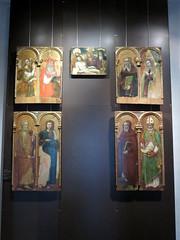 20170525 Italie Gênes - Musée Diocesain - Maestro di Legnaro (anhndee) Tags: italie italy italia gênes genova musée museum museo musee peintre peinture painting painter