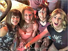 July 2017 - Sparkle weekend in Manchester (Girly Emily) Tags: crossdresser cd tv tvchix tranny trans transvestite transsexual tgirl tgirls convincing feminine girly cute pretty sexy transgender boytogirl mtf maletofemale xdresser gurl glasses dress manchester sparkle tribeca england football worldcup