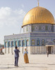 Dome of the rock, say hello (NightFlightToVenus) Tags: architecture portrait mosquée jerusalem israel
