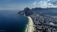 Ipanema & Leblon - Cityscape (brunogargaglione) Tags: rio de janeiro brazil brasil landscape landscapes aerial drone drones cityscape cityscapes city townscape seascape seaside seashore sea seascapes scenics scenic sky blue helicopter leblon ipanema beach praia amazing clouds cloudscape cloud cloudscapes nature natural light