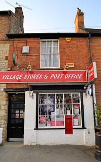 Tingewick Post Office