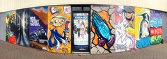 Street Art (markchevy) Tags: graffiti streetart somerville nj colorful photo scene graphic iphone6 picture vista art interesting markchevy johnspilatro