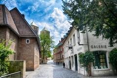 Münster 2018 (22_Juli)_0464b (inextremo96) Tags: münster botanischergarten muenster westfalen widertäufer lamberti aegidien dom kirche church germany mittelalter darkage kiepenkerl