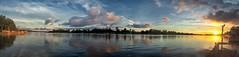 Lake Marion Sunset Panoramic-web (Thomas Vasas Photography) Tags: landscapes panoramics travel sunsets waterscapes lakes water scenics lakemarion summerton southcarolina