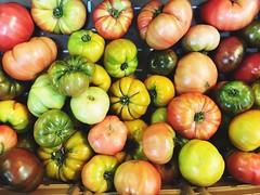 215/365/7 (f l a m i n g o) Tags: thursday 2018 26th july summer colors basket tomato vegetable fruit 365days project365