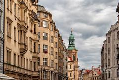 Czech street (Miguel Cádiz) Tags: praga praha prague prago praag prág prag prog czechrepublic europe europa czecharchitecture eu