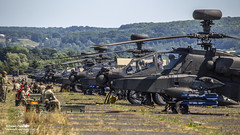 Exercise Talon Gravis (Defence Images) Tags: ah1d apache attack helicopter aircraft equipment army training exercise ex regiments armyaircorps 3rdregiment 3regtaac defence defense uk british military wattisham suffolk