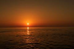 Sunset (Svetla (ribonka 78)) Tags: sea travel europe island italy italia sicilia sicily