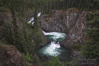 Pine Creek Canyon - Atlin, BC