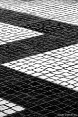 The mark of... (7671) (carpomares) Tags: blackwhite blancoynegro molinillo monocromo monochrome pattern patrón