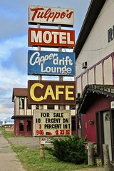 Tulppo's Motel, Bruce Crossing, MI (Robby Virus) Tags: brucecrossing michigan mi up upper peninsula