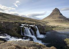 Kirkjufellfoss (oruwu) Tags: kirkjufell west iceland water mountains
