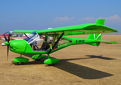 G-OFGC Aeroprakt A-22 Foxbat (SteveDHall) Tags: aircraft airport aviation airfield aerodrome aeroplane airplane knottend knottendbeach lightaircraft generalaviation ga flyin beach 2018 lancashirelandingcharityflyin lancashirelanding gofgc aeroprakt a22 foxbat aeroprakta22foxbat aeroprakta22 a22foxbat aeropraktfoxbat