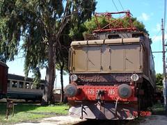 E626 185 (luciano.deruvo) Tags: e626 fs deposito tarantgo ferroviedellostato castanoisabella