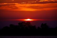 A98I3037 (1) (CdnAvSpotter) Tags: sunset petrie isand silhouette model girl clouds landscape ottawa river redskyatnight sailorsdelight aviatorsdelight nature