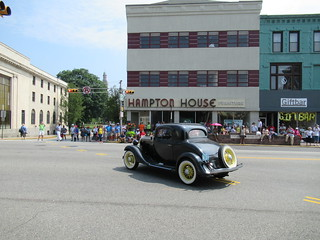 1933 Chevrolet, 2018 Independence Day Parade, Montclair, NJ