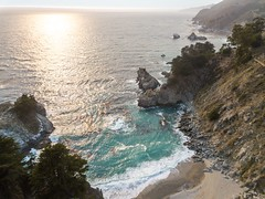 McWay Cove, Julia Pfeiffer Burns State Park, Big Sur, CA (krh006) Tags: mcwaycove bigsur mavicpro