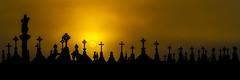 Ponteceso (Feans) Tags: sony a7r a7rii ii fe 24105 ponteceso couto galiza galicia santo san tirso cospindo eduardo pondal crosses graveyard tombs