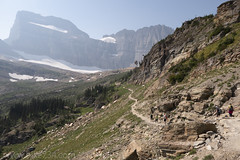 "Grinnell Glacier trail • <a style=""font-size:0.8em;"" href=""http://www.flickr.com/photos/63501323@N07/30113514458/"" target=""_blank"">View on Flickr</a>"