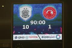 AlSadd Vs AlArabi QNBL 18/19 week 2 (AlSaddSC) Tags: qatar