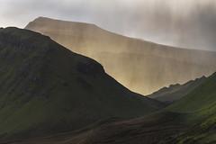 Solitude and silence (George Pancescu) Tags: scotland quiraing uk landscape sunset rain light mountain nature natural outdoor nikon d810 70200mm