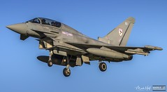 ZJ805/BD (Mark Holt Photography - 6 Million Views (Thanks) Tags: zj805 zj805bd t3 raf eurofightertyphoon 29squadron rafconingsby