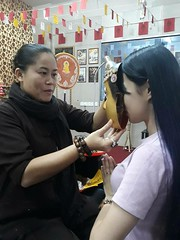 Mae Lersi Pakinee at Puthabaramee 2018 (11) (Puthabaramee) Tags: maelersi pakinee hermit thailand puthabaramee hermitthailand lersipakinee ruesi