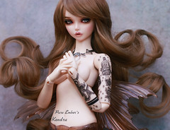 The ultimate (pure_embers) Tags: pure embers laura england resin bjd sd doll dolls fairyland uk girl fairyline60 ria scarlett hybrid pureembers emberskendra kendra photography photo ball joint brown hair seahorse fantasy tattoos shallowsleepaesthetics underwater mermaid natural collector