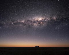Feeling small (Jay Daley) Tags: universe stars nightphotography astro milkyway