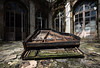 Piano palace (raisinka) Tags: piano abandoned palace dark decay